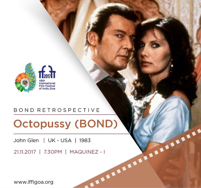 Bond Retrospective International Film Festival Of India