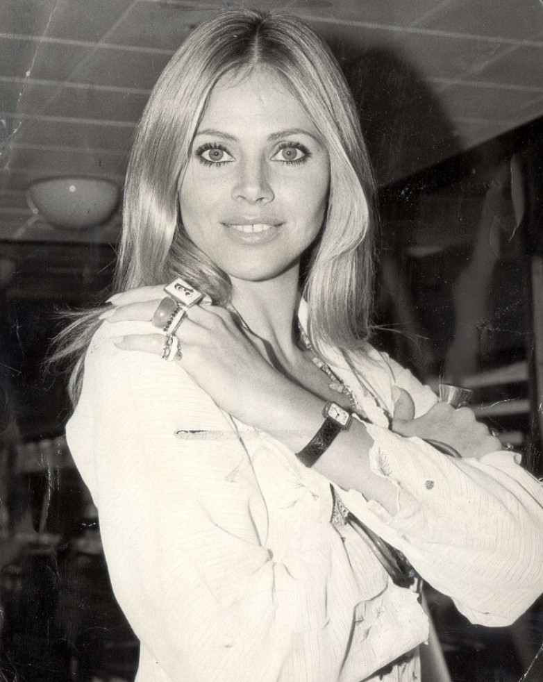 Britt Ekland The Man with the Golden Gun
