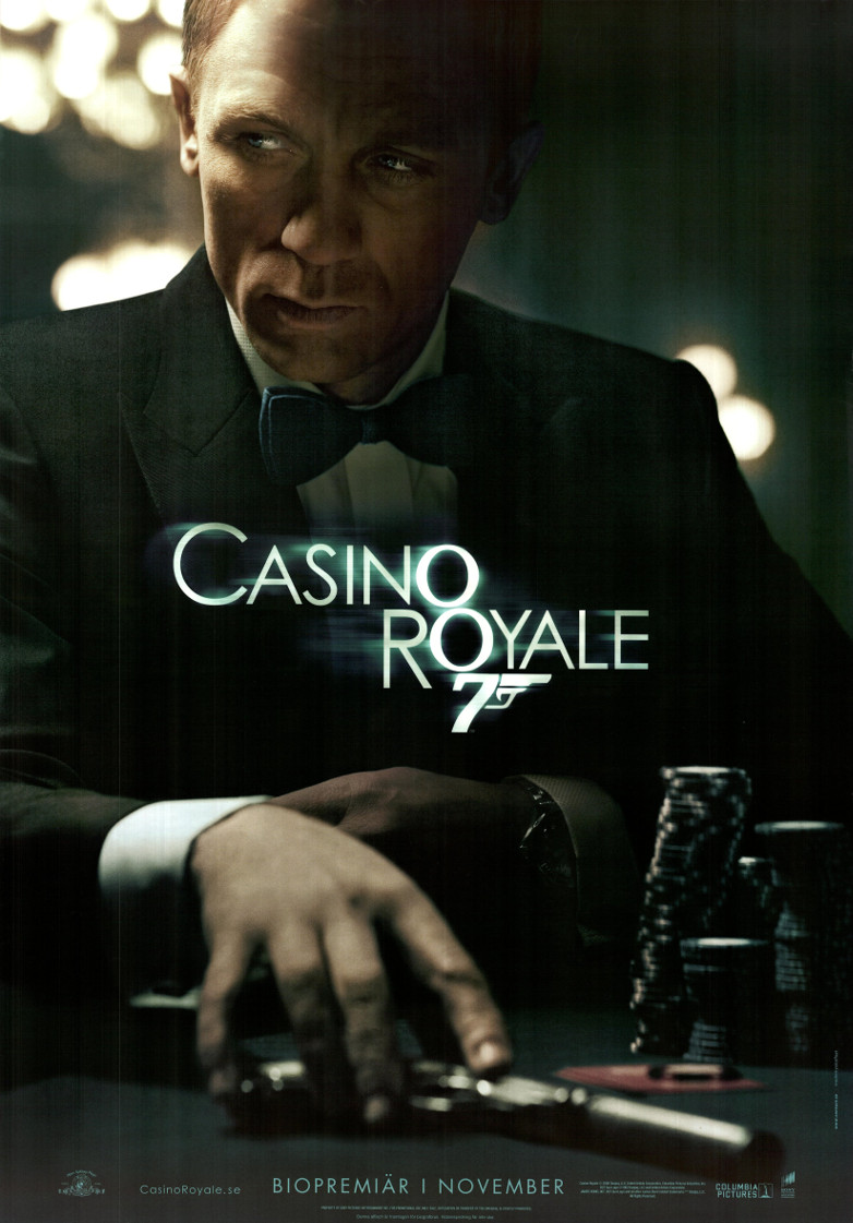 Casino Royale 10th film annniversary