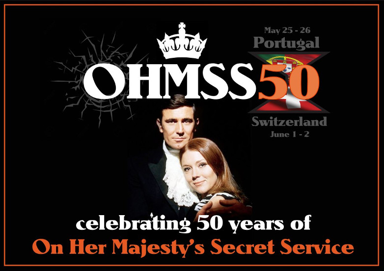 On Her Majestys Secret Service Portugal Schweiz