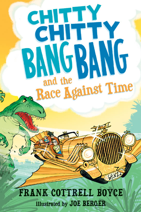 Chitty chitty bang bang the race against time