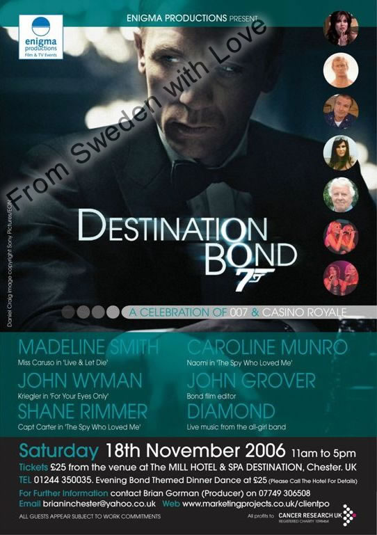 Destination bond