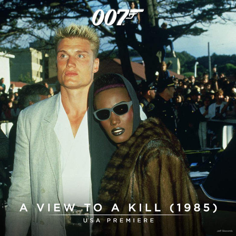 Dolph Lundgren A View to a Kill