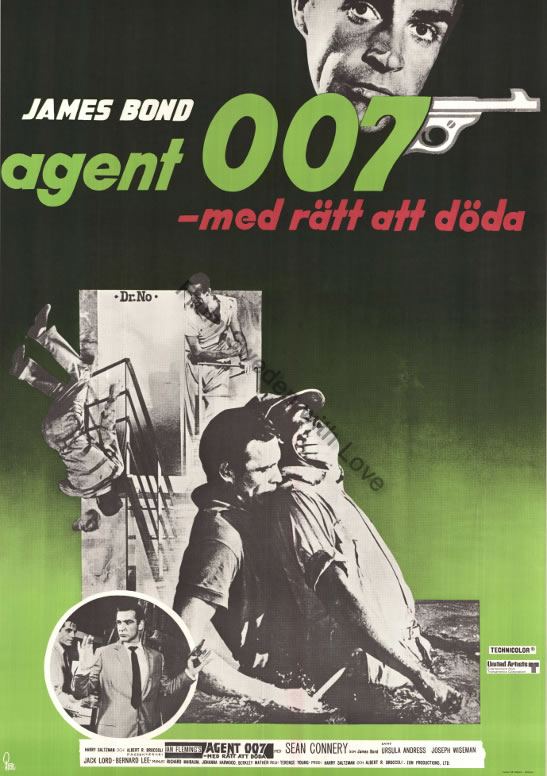 Dr no 50th anniversary
