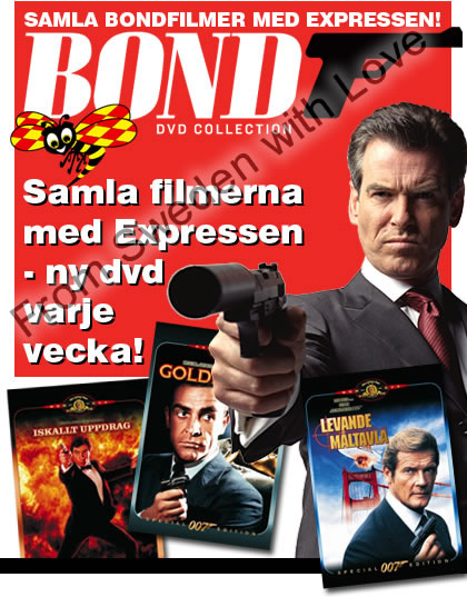 Expressen james bond 007