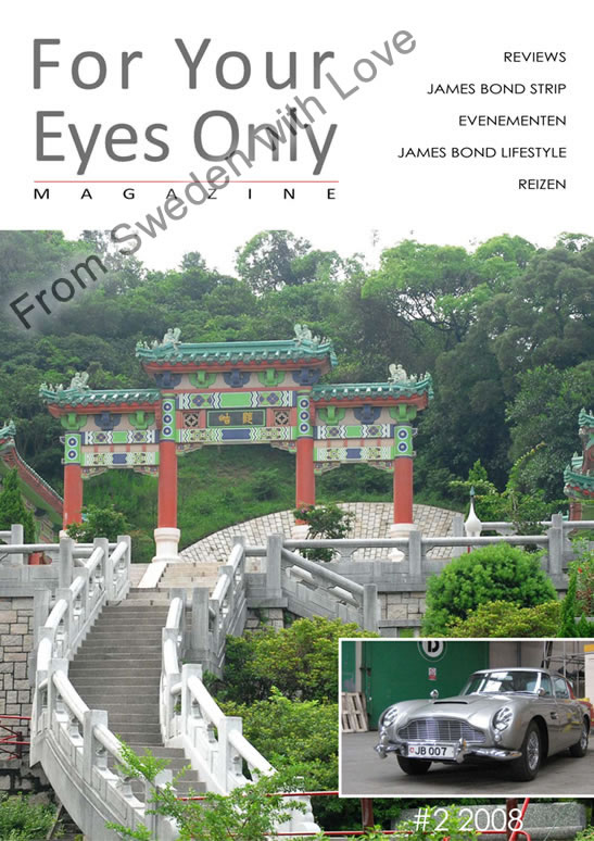 For your eyes only issue 2