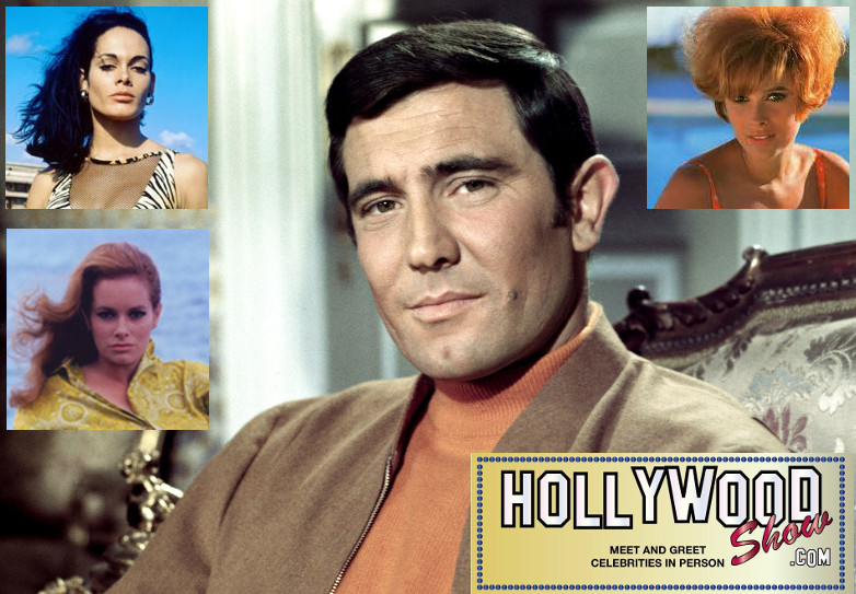 George Lazenby The Hollywood Show