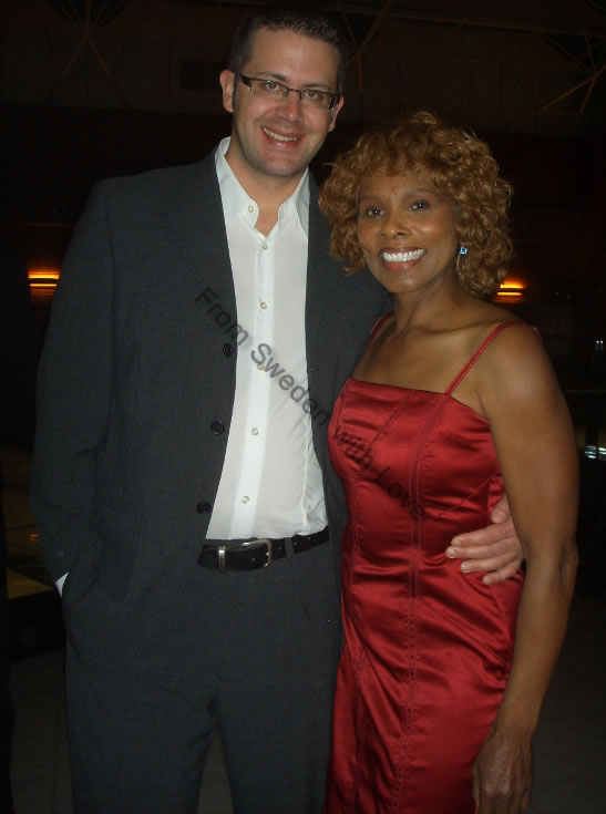 A Celebration Of Bond Girl Gloria Hendry (Live and Let Die)
