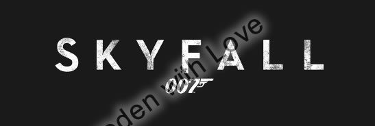 Heineken James Bond Skyfall campaign