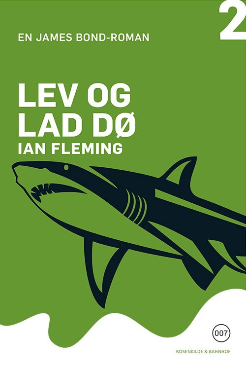 Ian fleming novels reissued in Denmark