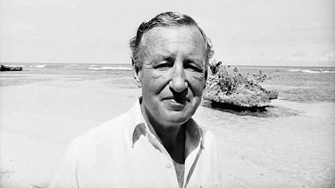 Ian fleming thrilling cities bbc radio 4