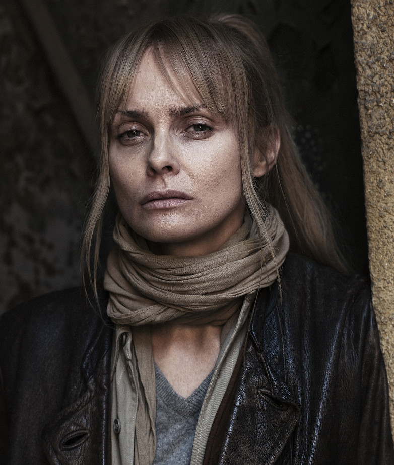 Izabella Scorupco as Viveca Eldh in Hidden on Viaplay