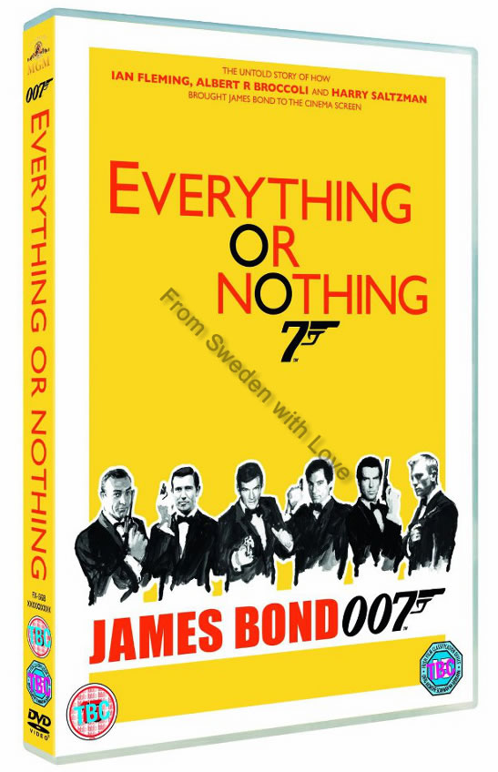 James bond 50th documentary passion pictures