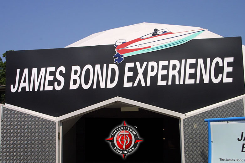 James bond experience beaulieu