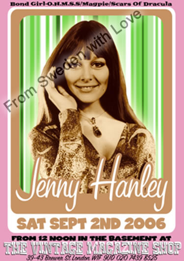 Jenny Hanley Vinmag shop London