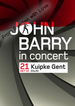 John barry in concert