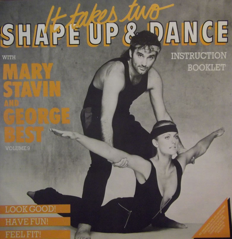 Shape Up and Dance with Mary Stavin and George Best