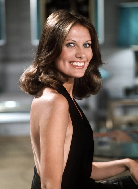Maud Adams Andrea Anders The Man with the Golden Gun
