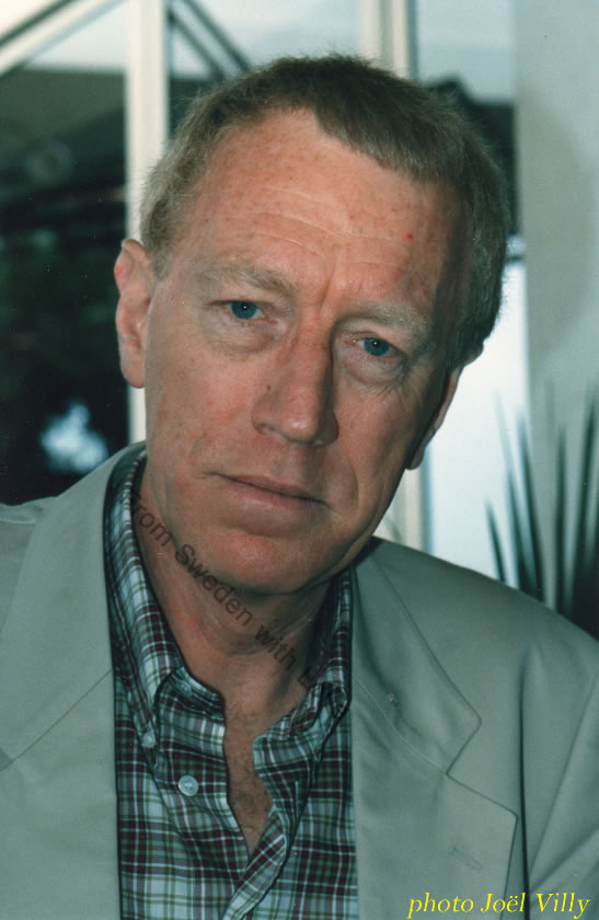 Max von sydow in cannes