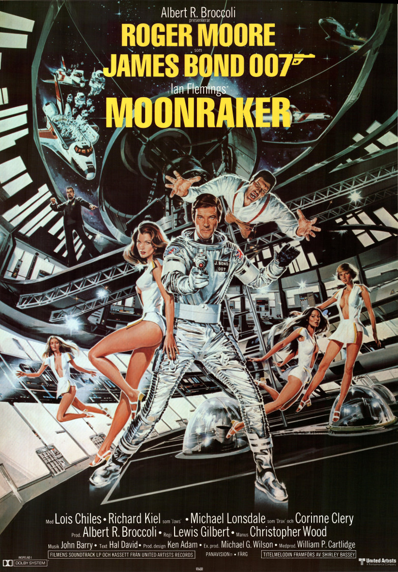 Moonraker 40th Anniversary jubileum