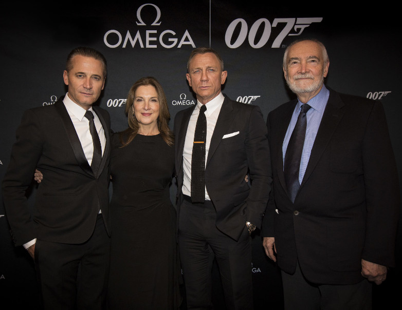 New OMEGA James Bond No Time To Die watch