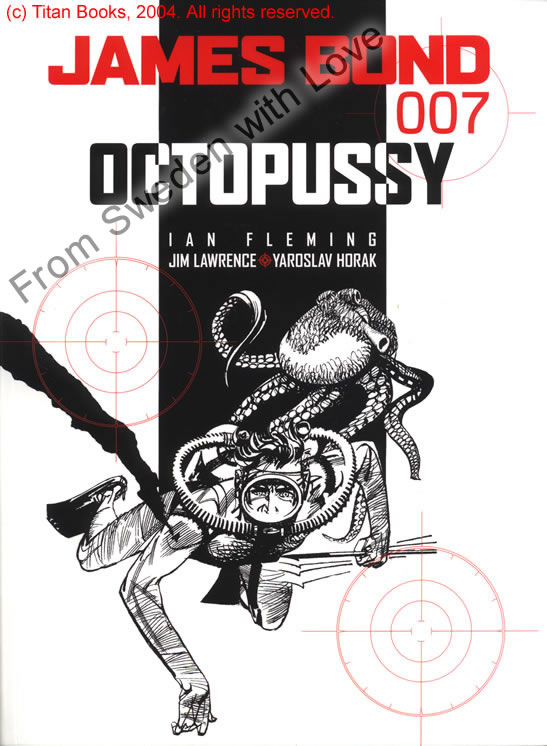 Octopussy graphic novel