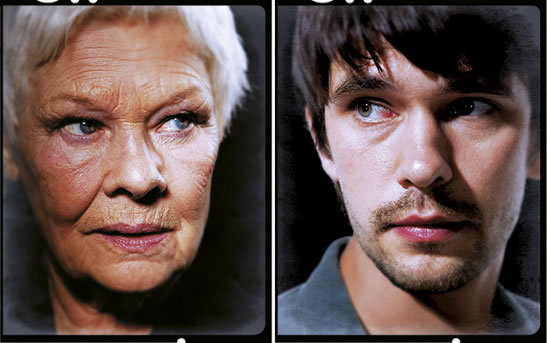 Peter and alice ben whishaw judi dench