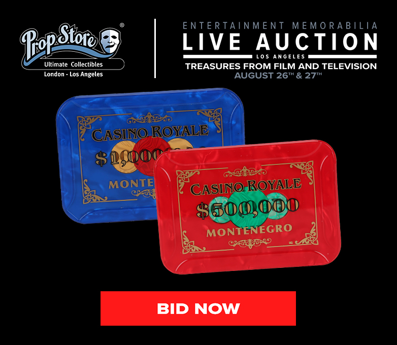 Propstore Los Angeles Live Auction 2020