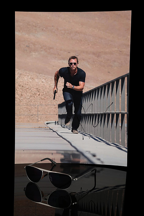 James Bond's (Daniel Craig) Sunglasses from Quantum of Solace