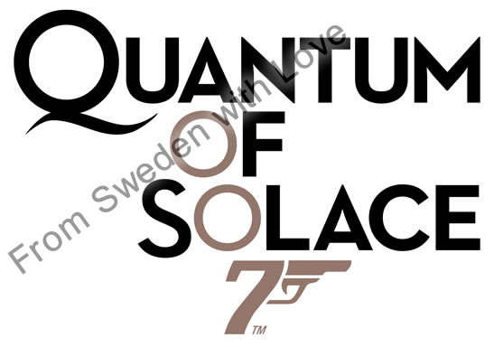 Quantum of Solace Canal plus