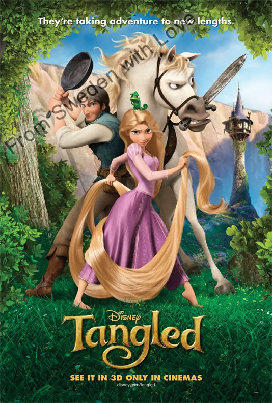 Richard kiel in disneys tangled
