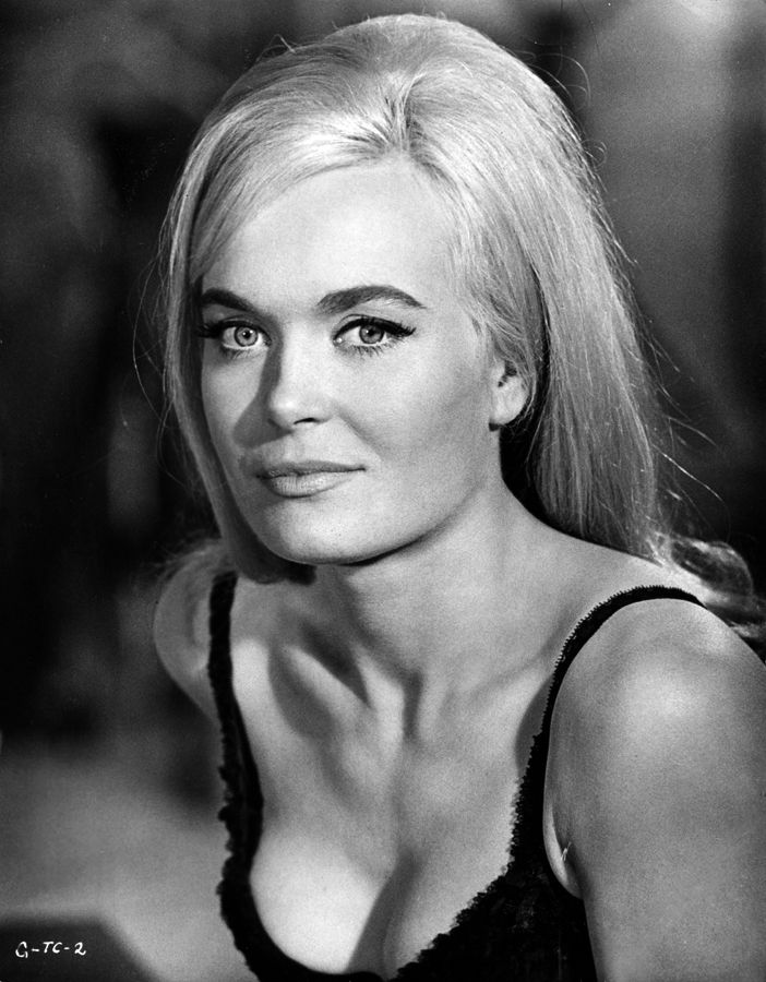 Shirley Eaton Jill Masterson Goldfinger