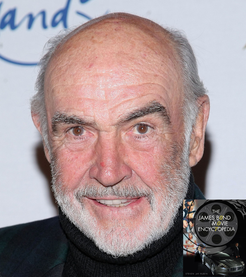 Sean Connery turns 90