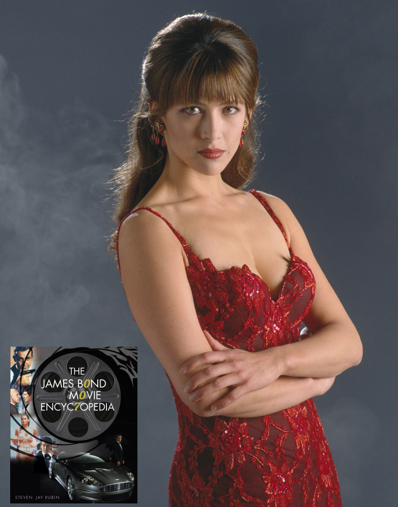 Sophie Marceau Elektra King The World Is Not Enoug