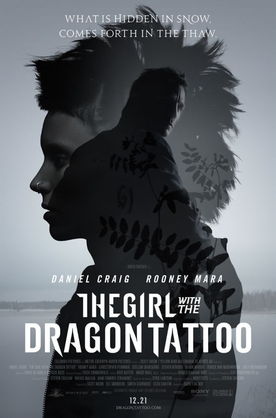 Daniel Craig The Girl with the Dragon Tattoo