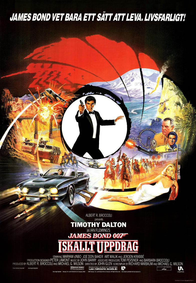 The Living Daylights 30th anniversary