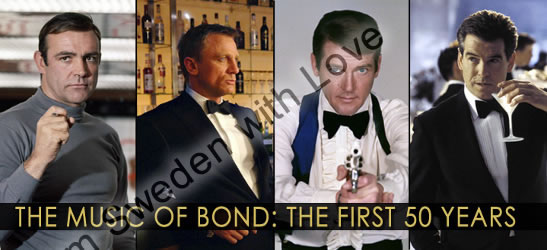 The music of bond the first 50 years