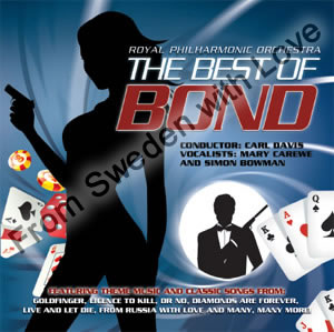 The best of bond competition