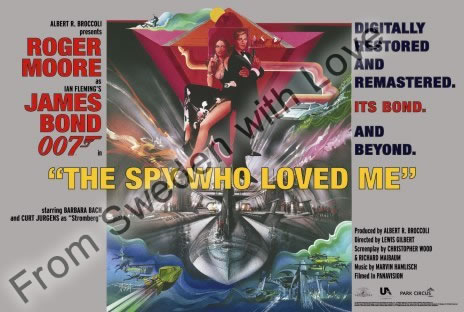 The spy who loved me empire screening