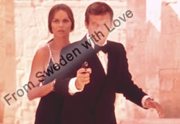 The Spy Who Loved Me screening