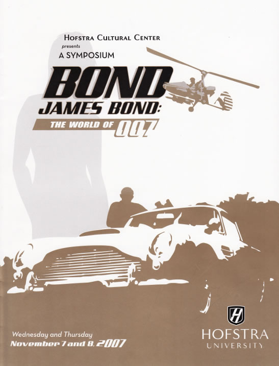 james bond modern myth Its success rests on its mastery of the three elements of modern myth-making: tropes, technology and toys even harry potter and james bond are scruffy-looking nerf.