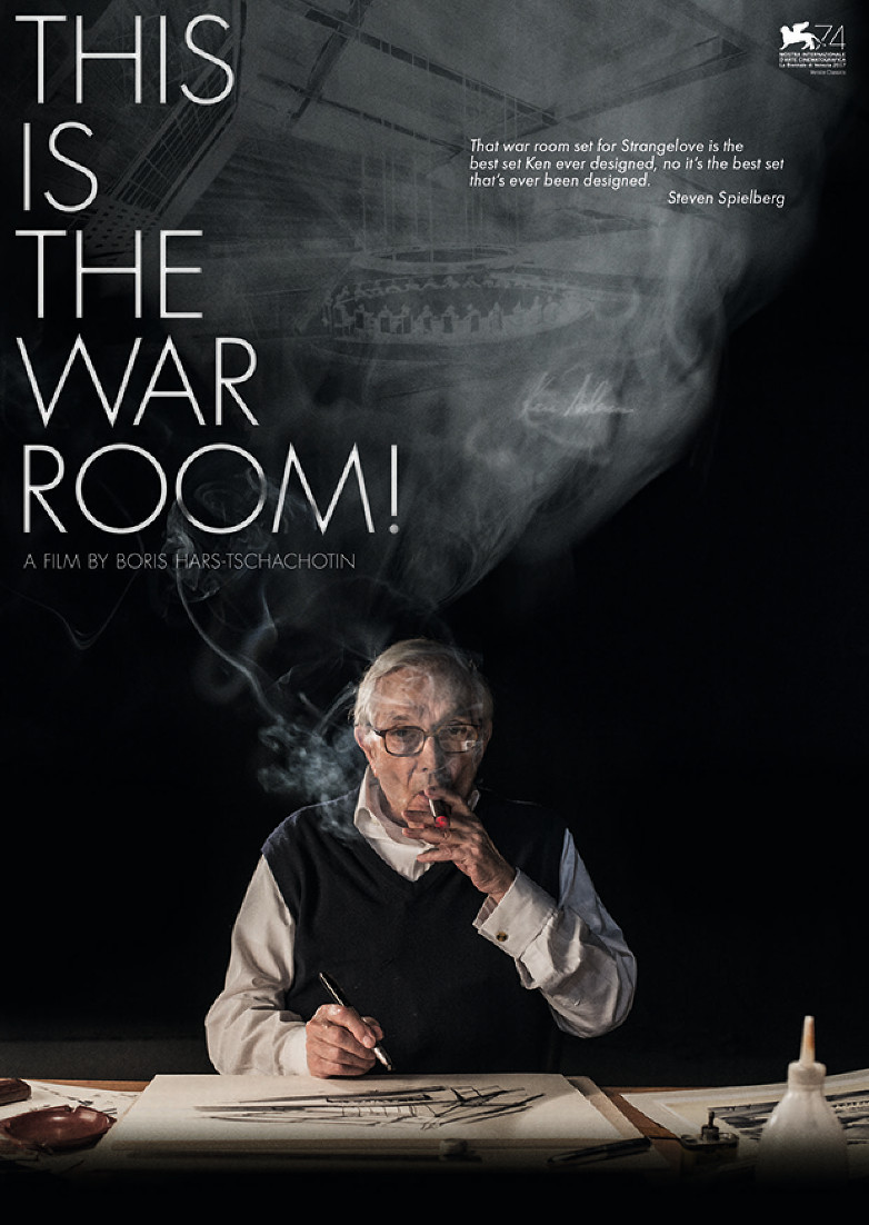 This Is The War Room film poster Boris Hars-Tschachotin