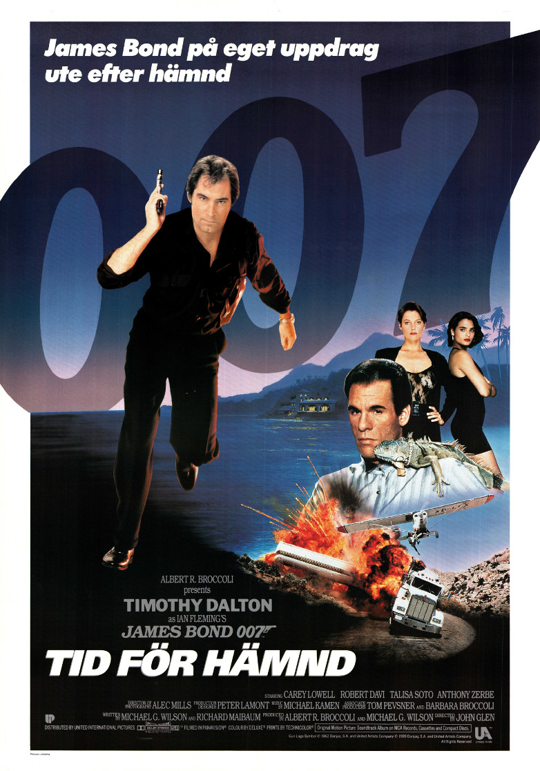 Licence to Kill 30th Anniversary jubileum