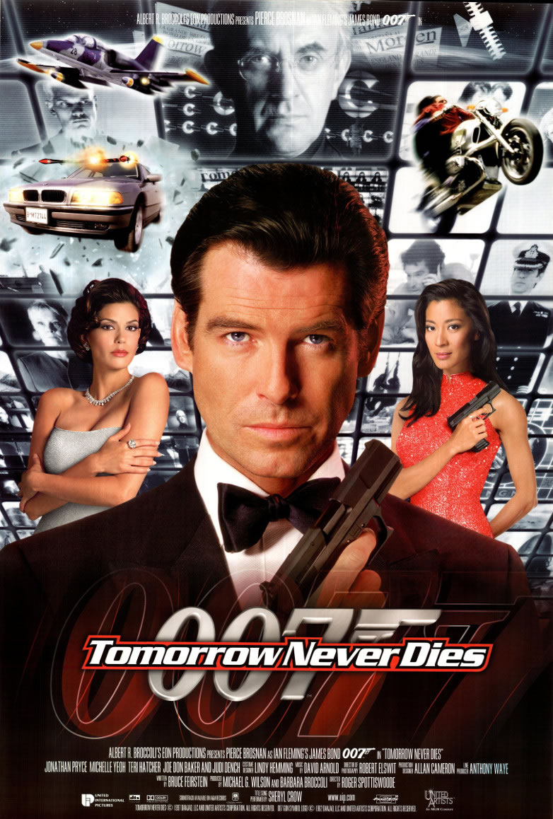 Tomorrow Never Dies 20th Anniversary