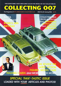James Bond Collectors Club