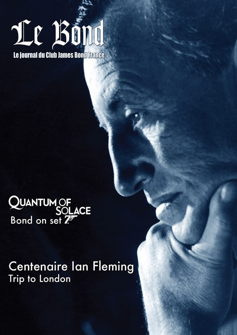Issue 12 Of Le Bond (French)