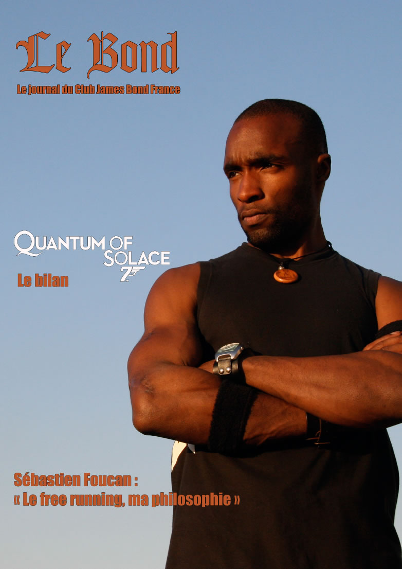 Issue 15 Of Le Bond (French)