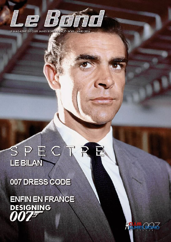 Issue 43 of Le Bond (A French 007 Fanzine)