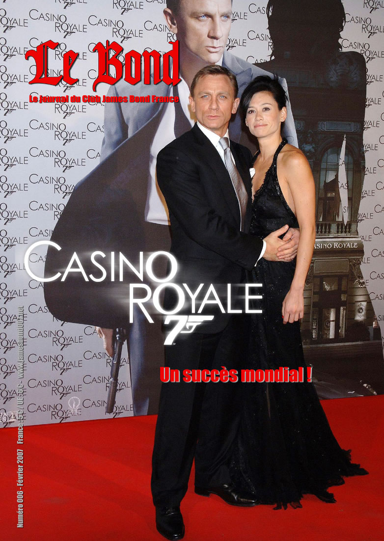 Issue 006 Of Le Bond (French)