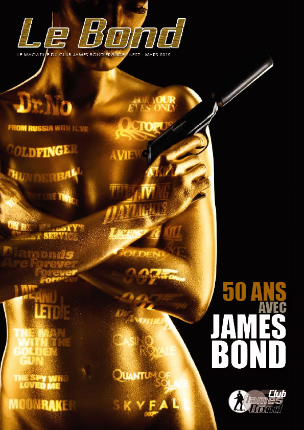 Issue 27 Of Le Bond (French)
